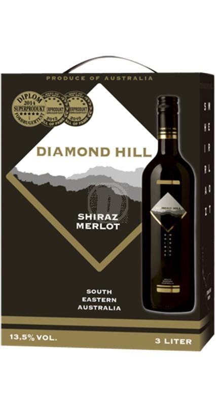 Diamond Hill Shiraz Merlot 3 liter