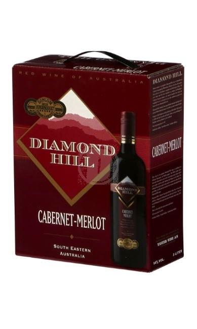 Diamond Hill Cabernet Merlot 3 liter