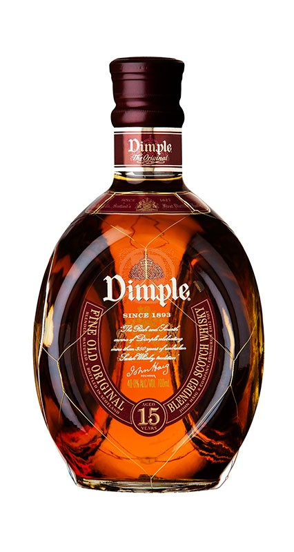 Dimple Scotch 15 år