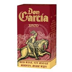 Don Garcia Rött Vin 12 Liter