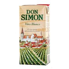 Don Simon Vitt Vin 12 Liter