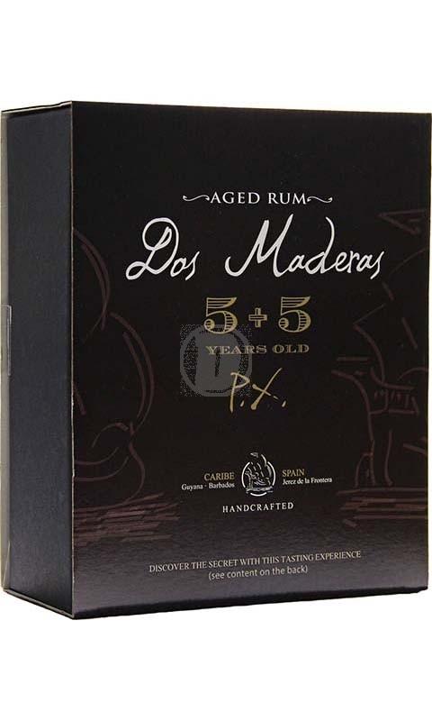 Dos Maderas PX 5+5 Tasting Set