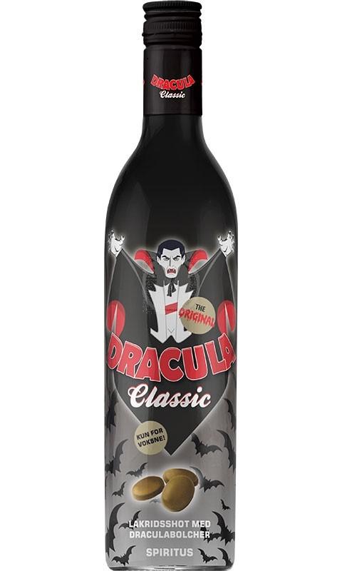 Dracula Shot