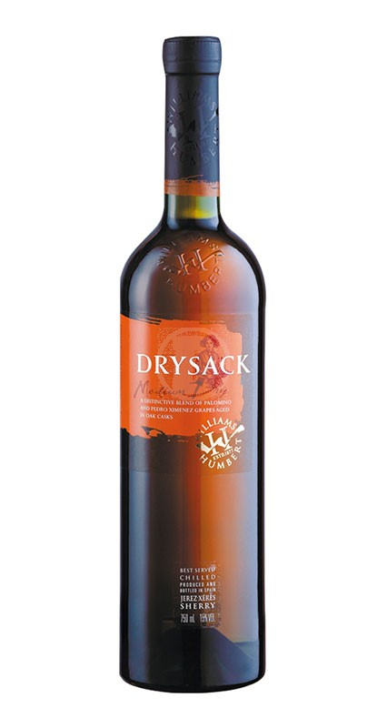 Dry Sack Medium Sherry W & H