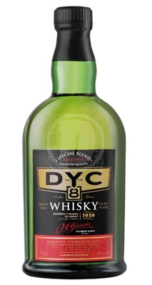 D.Y.C Whiskey 8 år