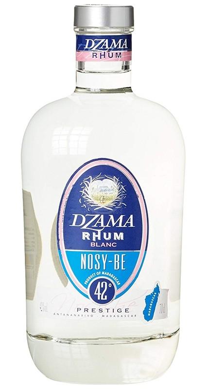 Dzama Nosy Be Blanc Prestige
