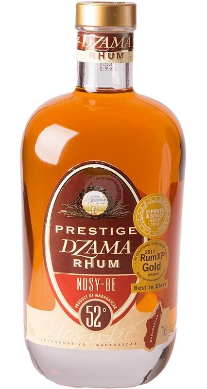 Dzama Nosy Be Ambre Prestige