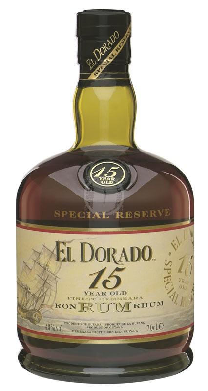 El Dorado 15 år