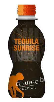 El Fuego Tequila Sunrise