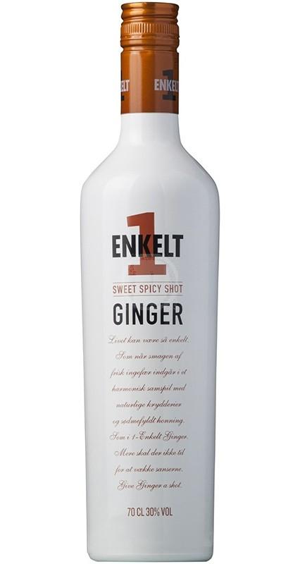 1 Enkelt Ginger