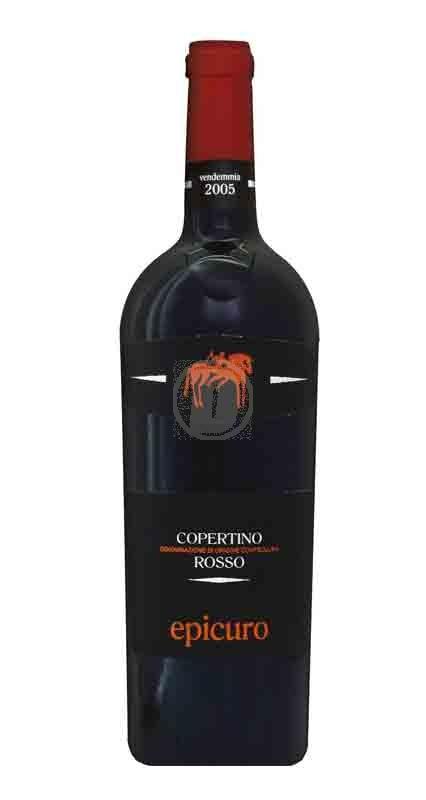 Epicuro Copertino Rosso DOC