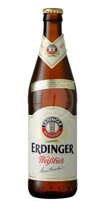 Erdinger Weissbier Hell 12 Pack