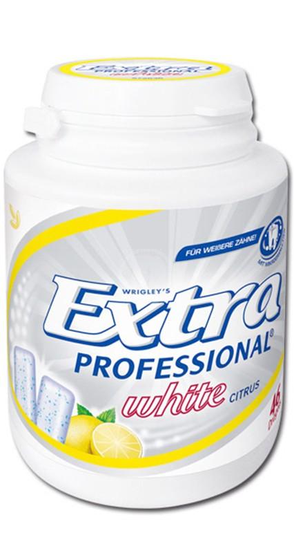 Extra Professional White Citrus 46 bitar