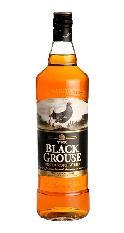 Famous Grouse Black