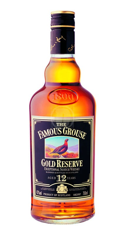 Famous Grouse Gold Reserve 12 år