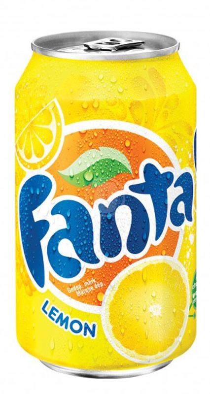 Fanta Lemon