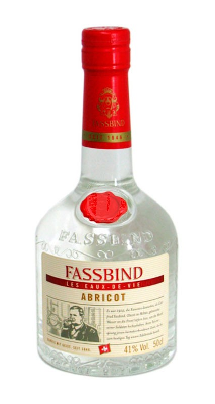Fassbind Les Eaux-De-Vie Abricot