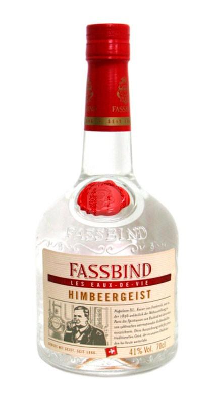 Fassbind Les Eaux-De-Vie Himbeergeist