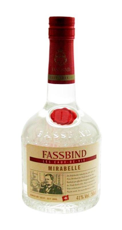 Fassbind Les Eaux-De-Vie Mirabelle