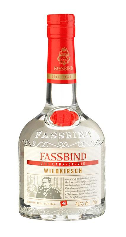 Fassbind Les Eaux-De-Vie Wildkirsch