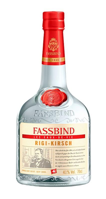 Fassbind Les Eaux-De-VieRigi-Kirsch