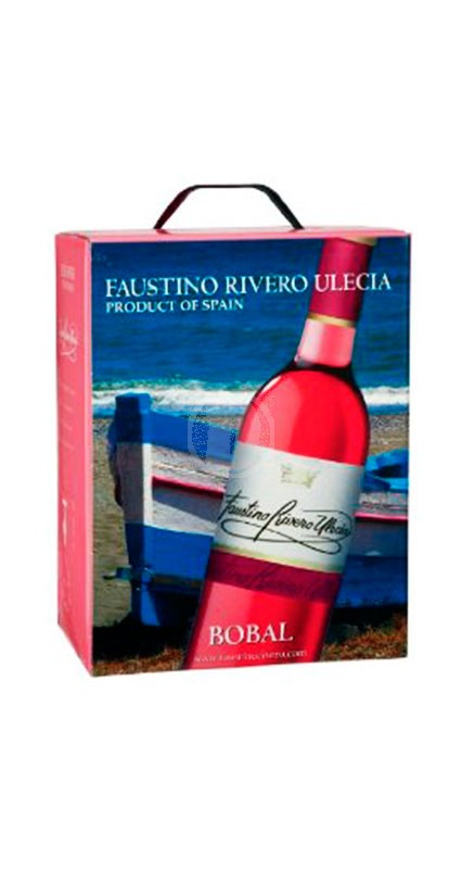 Faustino Rivero Ulecia Bobal Rose