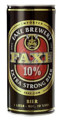 Faxe 10% 12 x 1 liter