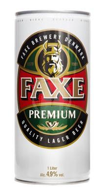 Faxe Premium 12 x 1 liter