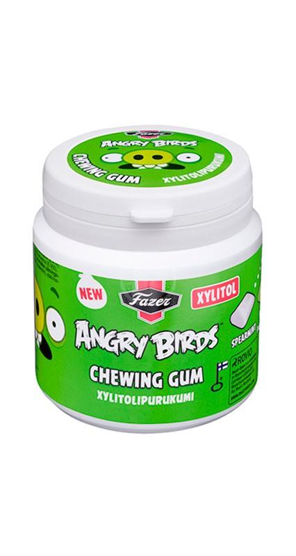 Fazer Angry Bird Gum Green
