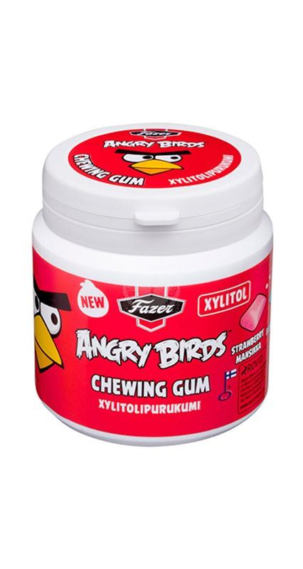 Fazer Angry Bird Gum Red