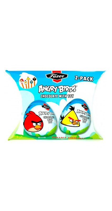 Fazer Angry Bird Choco Eggs