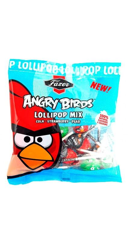 Fazer Angry Bird Lollipop