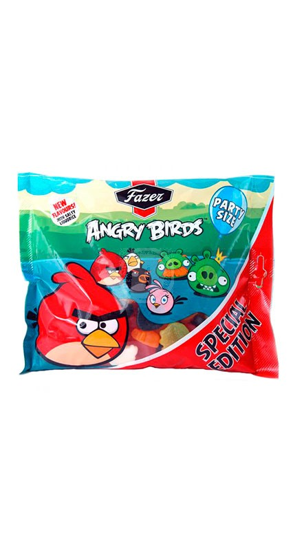 Fazer Angry Birds Party Mix