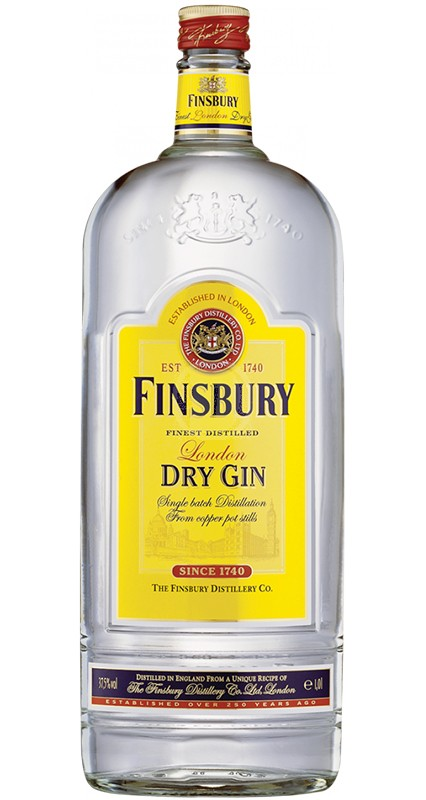 Finsbury London Dry Gin