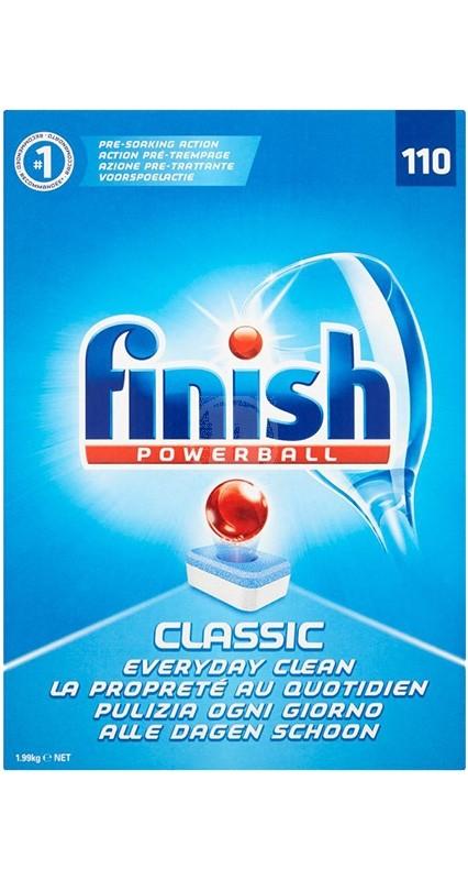 Finish Powerballs 110 Tabs