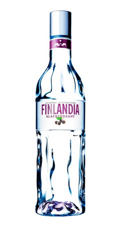 Finlandia Vodka Blackcurrant 37.5 %