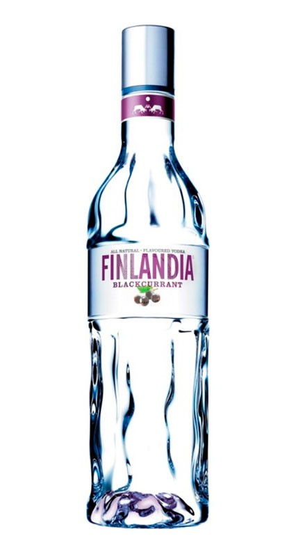 Finlandia Vodka Blackcurrant 40 %