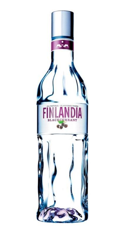 Finlandia Vodka Blackcurrant 40 %