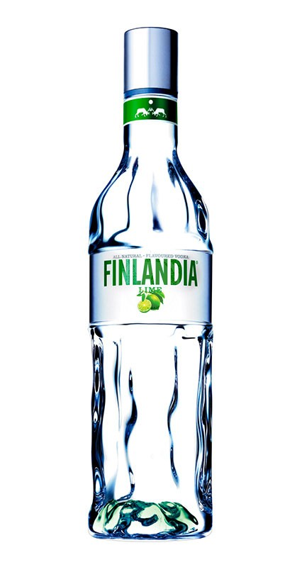 Finlandia Vodka Lime 37.5 % 500 ml