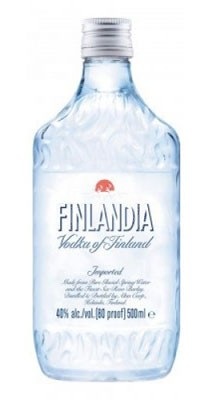 Finlandia Vodka PET