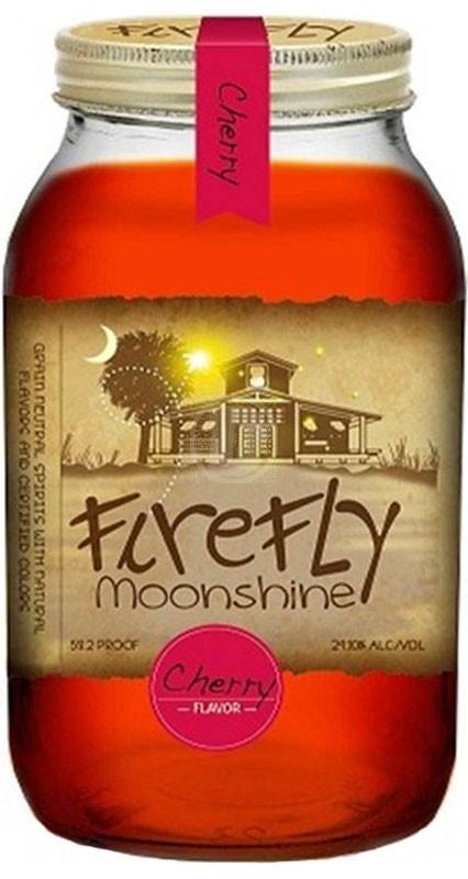 Firefly Moonshine Cherry 29,1% 0,75 ltr