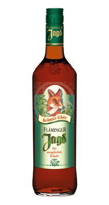 Fläminger Jagd Kräuter-Klarer