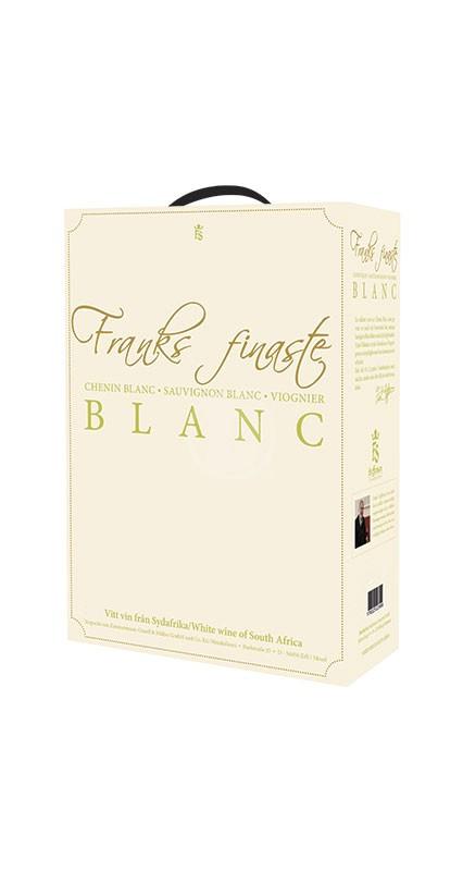 Franks finaste Chenin Blanc 3 liter