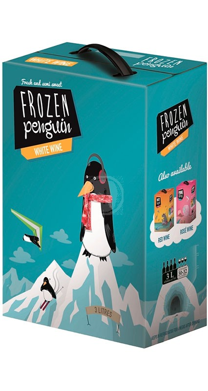 Frozen Penguin White Wine