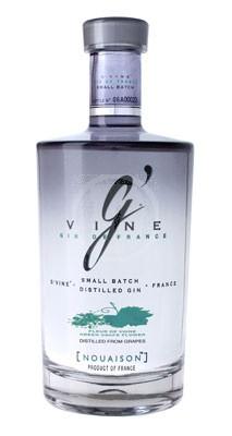 En flaska G' Vine Nouaison