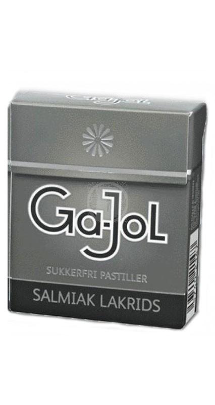 Ga-Jol Zuckerfrei Salmiak Lakrids