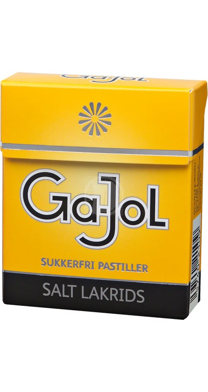 Ga-Jol Zuckerfrei Salt-Lakris