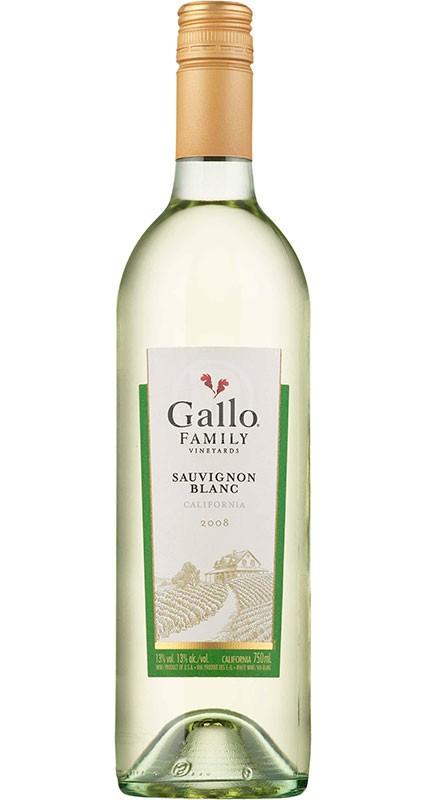 Gallo family Sauvignon blanc