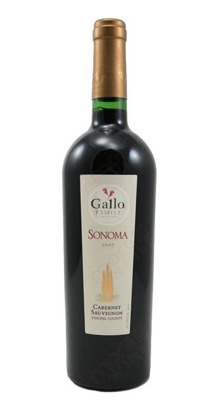 Gallo Sonoma Cabernet Sauvignon