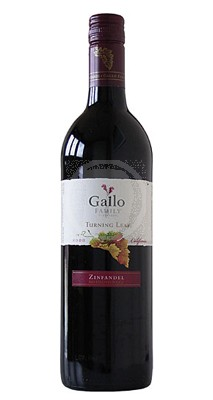 Gallo Turning Leaf Zinfandel